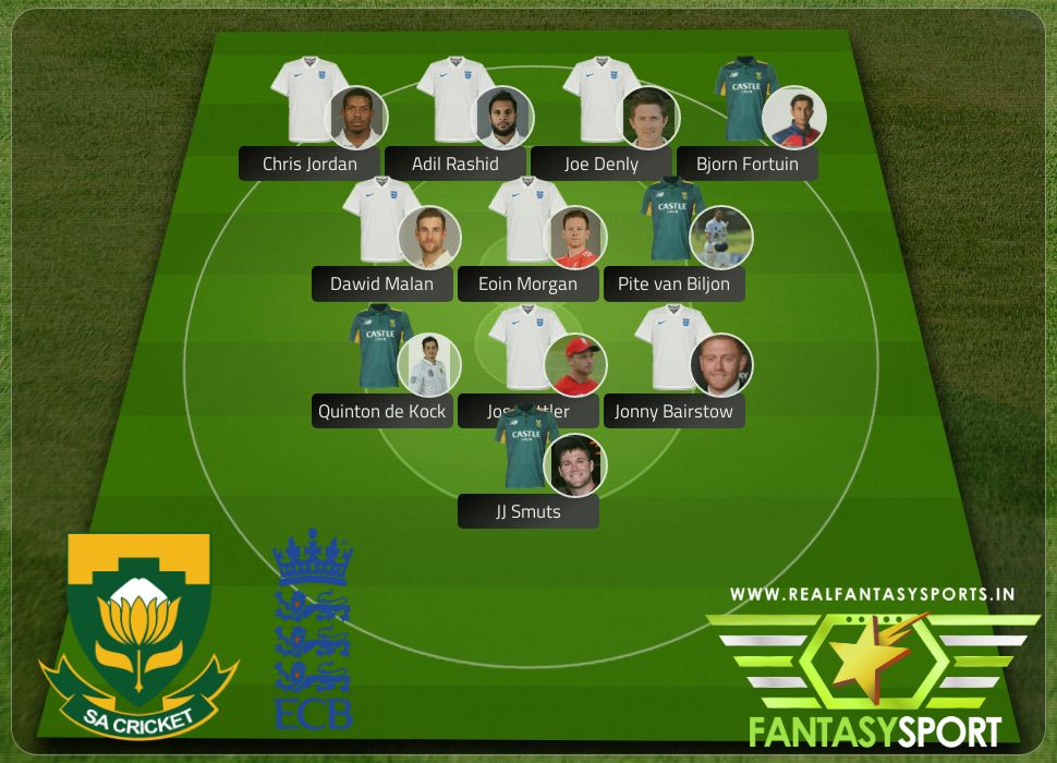 Cricket South Africa Vs England Dream11 Team Selection 12th February 2020