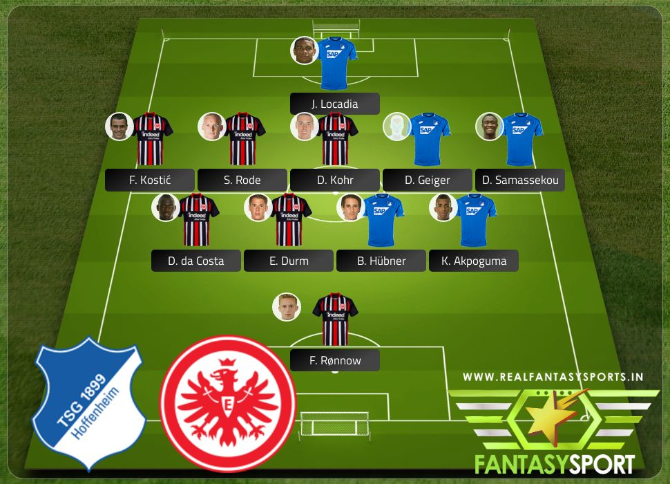 TSG vs SGE include Dream team originally selected by Ax-man D. Samassekou